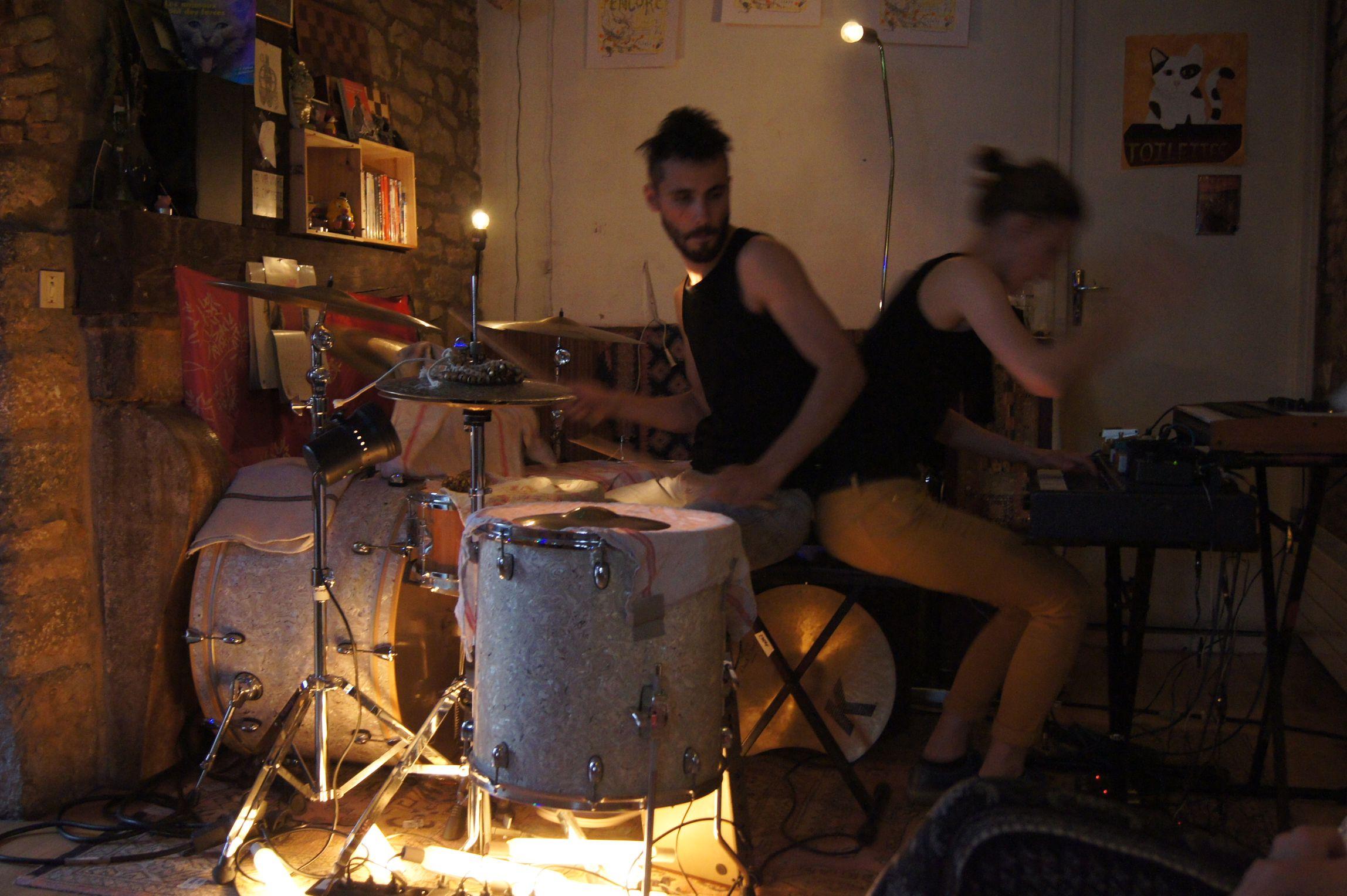 Maria et Clément