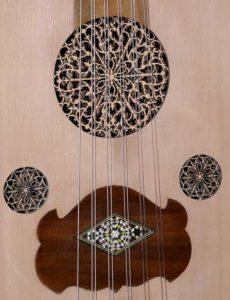 Concert de musique orientale