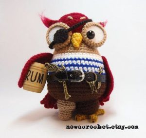 Captain Crochet
