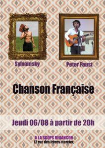 Concert de Sylvainsky et Peter Faust