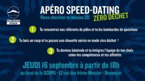 Apéro Speed Dating Zéro Déchet